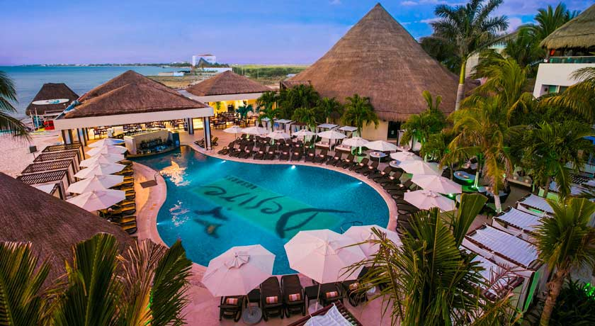 Cancun resorts for singles